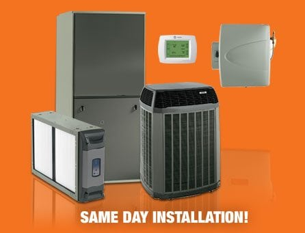With Essential Home Care from Airtron Indy you get same day furnace installation!